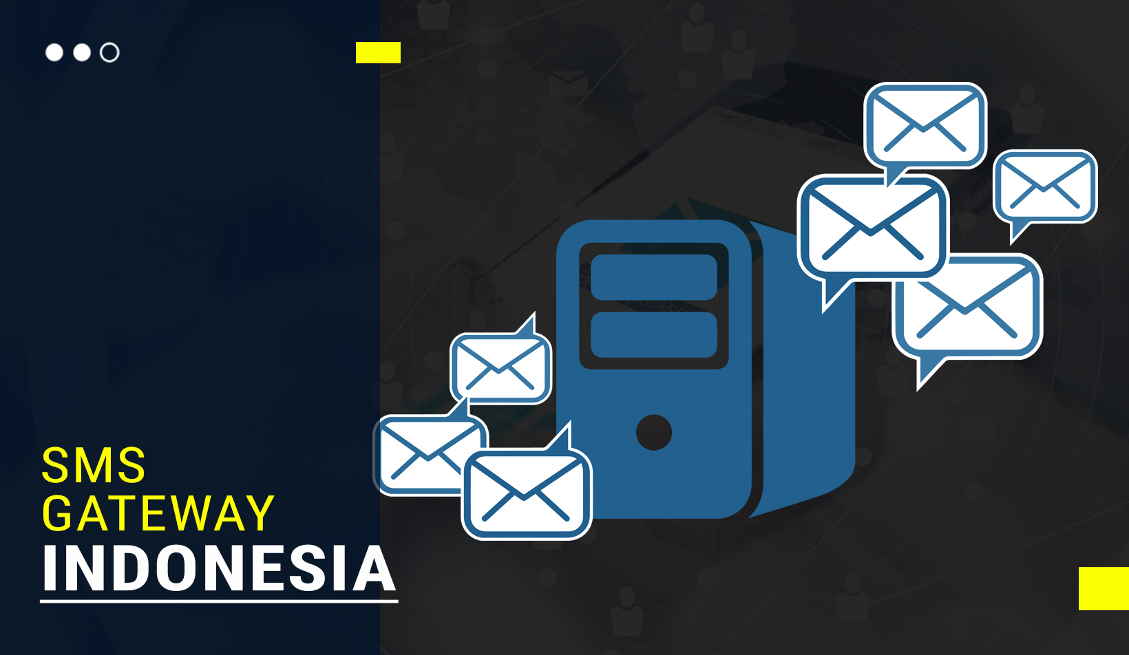 Benefits of SMS Gateway for Indonesian Companies