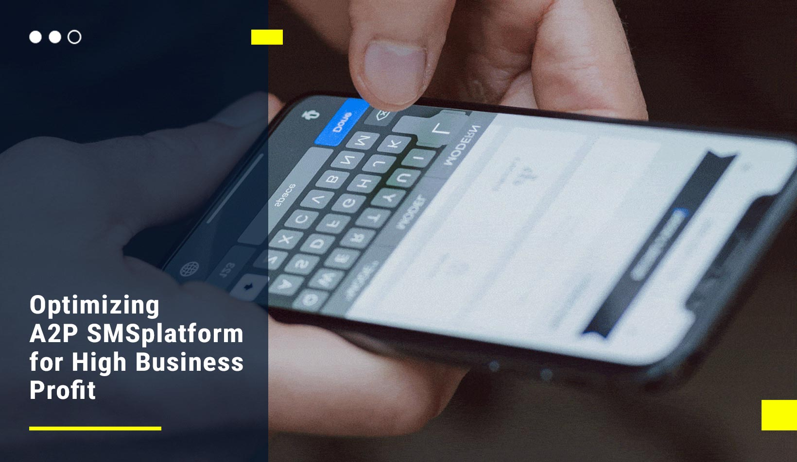 A2P SMS Platform