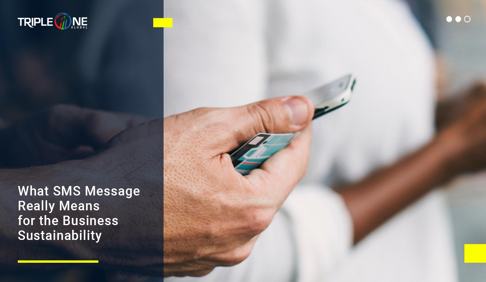 What SMS Message
